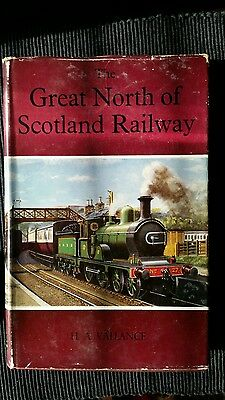 the great north of scotland railway by h a vallance 1965