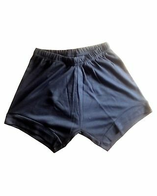 Yoga Shorts - Iyengar Type (Navy Blue)