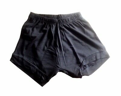 Yoga Shorts - Iyengar Type (Black)