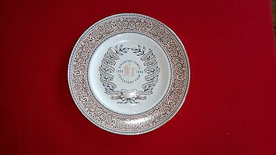 Financial Times FT Centenary Royal Doulton China Plate