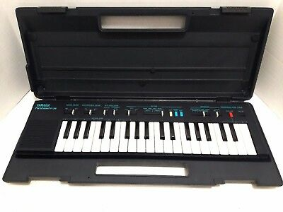 yamaha portasound ps 1 portable keyboard with carry case cad picclick ca. Black Bedroom Furniture Sets. Home Design Ideas