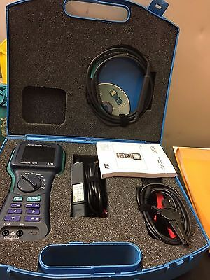 LEM Power Quality Analyser - Fully Working - Includes case.