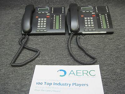 ( lot of 2) T7316E Nortel -tested working -location 4-D