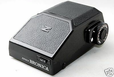 *EXC-* Zenza BRONICA AE-II Metered Prism Finder for ETR / ETRS / ETRSi / ETRC