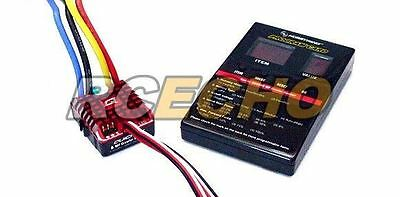 HOBBYWING QUICRUN 80A R/C Crawler Brushed Motor ESC Speed Controllers SE018