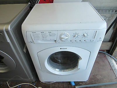 Hotpoint Washer/dryer. wdl540 7kg load 1400spin Refurbished in White