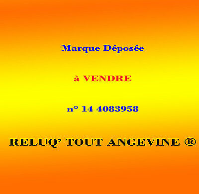 Marque déposée n° 14 4083958 (French Trademark for sale)