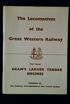 the locomotives of the great western railway part 7