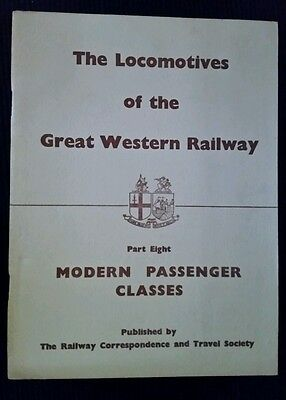 the locomotives of the great western railway part 8