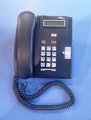 Nortel Norstar T7100 Phone Charcoal