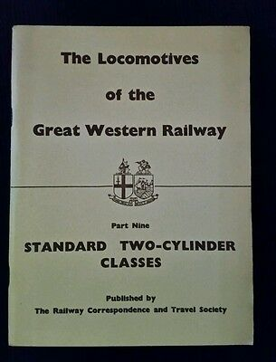 the locomotives of the great western railway part 9
