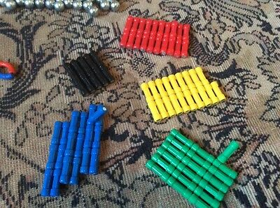 Over 373 supermags, magnawheels building sets w/ Guides, panels and K9