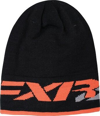 FXR Broadcast 2016 Beanie Hat Black/Orange OS