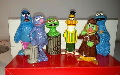 SOLD Separately Sesame St. Characters Grover, Bert, Cookie Monster are available