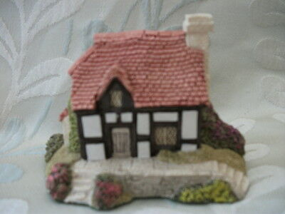 "aser Creations ""Yeomans Cottage"" miniature cottage"