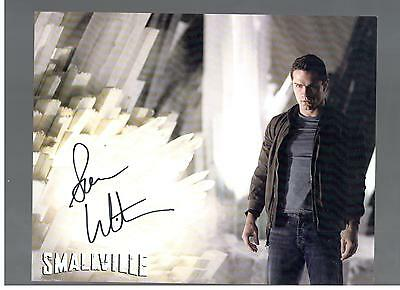 Sam Witwer Signed Autograph Montreal Comiccon 2012 Being Human Star Wars Clones