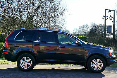 2013 '63 Volvo Xc90 Es Sport D5 Awd Auto Diesel (200 Bhp) *one Owner From New*