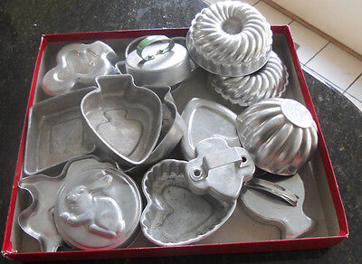 Lot Drip-o-Lator Coffeemaker Trefoil Girl Scout Cookie Cutter, Jello mold MORE