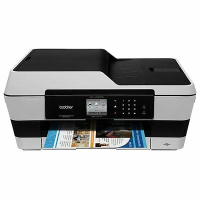 Brother MFC-J6520DW A3 Colour Multifunction Inkjet Printer Scanner Copier