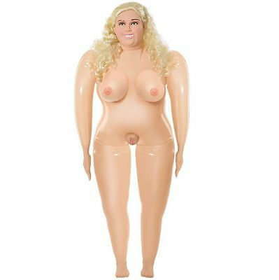 Inflatable Love Doll sex PipeDream Poupée Gonflable Voyage TRAVEL FATTY PATTY BL