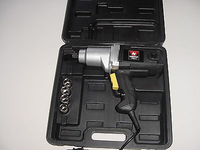 """NEW 1/2"""" Square Drive Electric Impact Wrench with Case"""