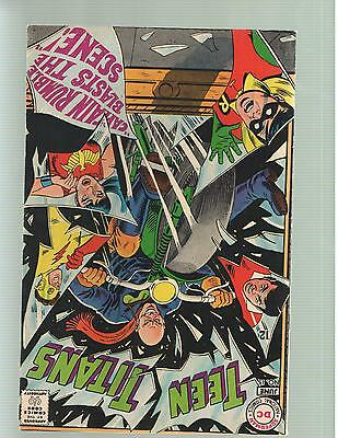 Teen Titans 15 Vf Condition Nick Cardy