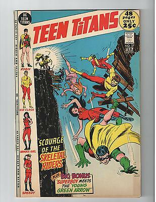 Teen Titans 37 Vf/nm Condition Nick Cardy Awesome Looking Classic Cover Robin