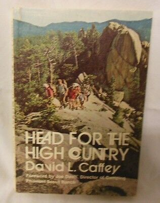 Head for the High Country by Caffey - Philmont Scout Ranch - Great Condition