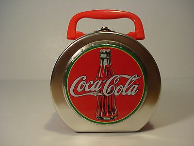 Coca Cola Mini Tin Metal Lunch Box