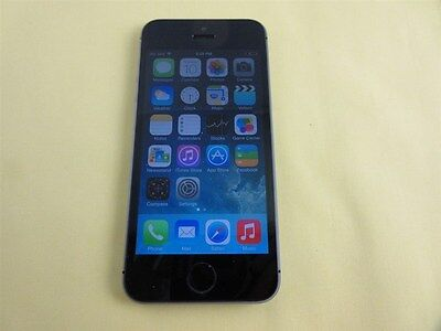 Good Apple iPhone 5S Space Gray Color 16GB for T-Mobile