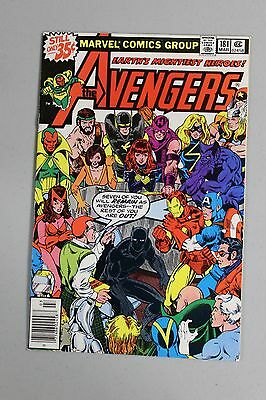 Avengers #181 First Appearance Of Scott Lang Ant Man Fine Movie HOT HTF Key Book
