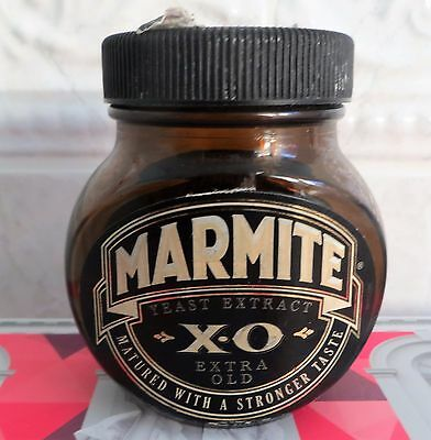 Collectable Marmite XO Extra Old Original Jar With Lid