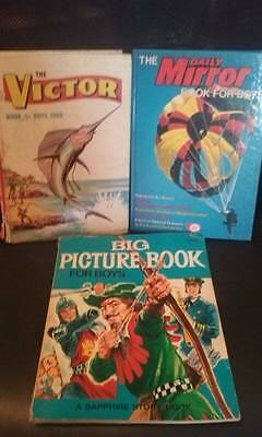 Book for Boys including Victor 1968