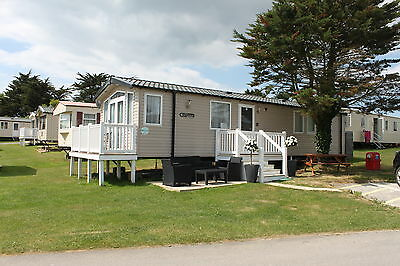 3 Bedroom Luxuary Caravan for Hire at Haven Weymouth Bay
