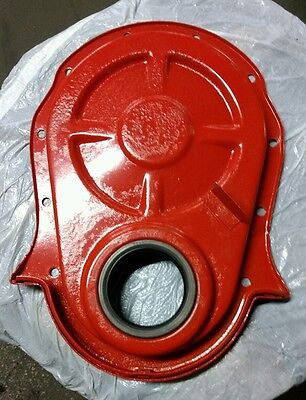 big block chevy timing cover
