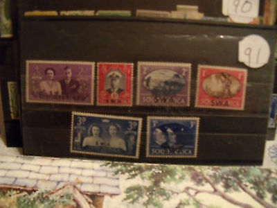 s w a   stamps   lot   91