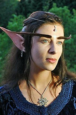 Prosthetic Ears Elven Night Long - SAME DAY DISPATCH