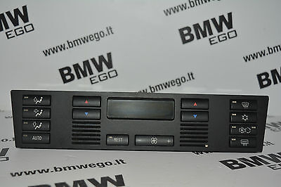 BMW E39 5 Series automatic air conditioning control climate 6902542