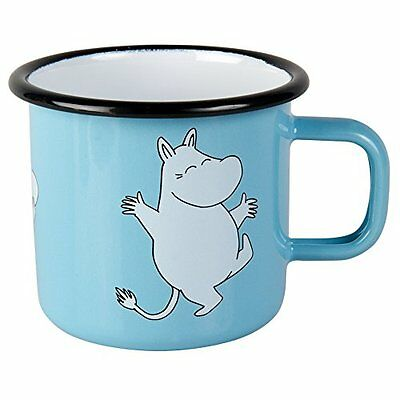 Moomin 0.25 cl Mug Light Blue - SAME DAY DISPATCH