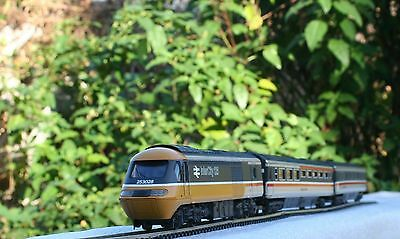 LIMA CLASS 00 GAUGE HST 125 3-CAR DIESEL TRAIN in BR Inter City tested vgc boxed