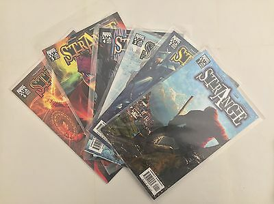 Strange (Doctor Strange) 2005 Marvel Comic Complete Series #1-6