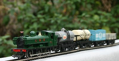 Triang Hornby R051 GWR  OO GAUGEVINTAGE TRAIN SET FULLY SERVICED AND TESTED VGC
