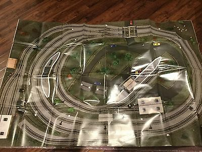 Hornby R8217 Track Mat for Train Sets
