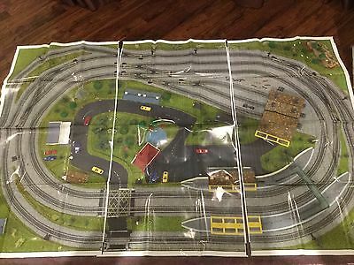 Hornby R771 Track Mat for Train Sets