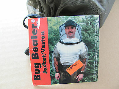 Bug Beater Pull-on Jacket XXL - Mosquito Repellent Clothing