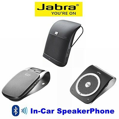 Jabra FREEWAY DRIVE TOUR Car Speakerphone Bluetooth Wireless Handsfree Speakers