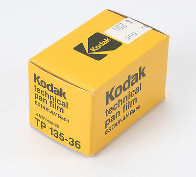 Kodak 35Mm Technical Pan,  Expired Oct 1998, Sold For Display Only/193541