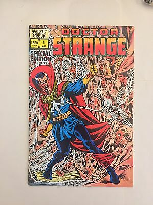 Doctor Strange - Mixed Lot of 12 Marvel Comics - 1980-87