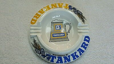Whitbread Tankard ashtray