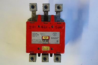 Westinghouse WC201K5CE / WC201K5CA Size 5 Contactor, 766A196G05/766A196G01
